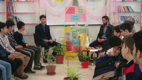بزرگداشت روز میلاد حضرت علی اکبر(ع) و روز جوان در مراکز کانون استان