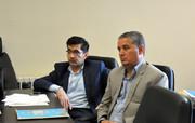 دیدار مدیرکل کانون استان با مدیرکل دفتر امور اجتماعی و فرهنگی استانداری اردبیل