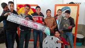 گزارش تصویری هفته هنر انقلاب اسلامی در کانون فارس