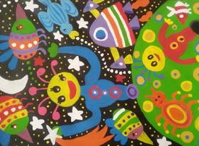 فراخوان مسابقه بزرگ «آرزوهای رنگی من در سال نو» ویژه کودکان کرمانشاهی منتشر شد