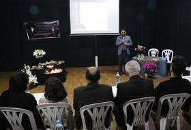برگزاری مراسم یادبود همکار فقید کانون استان گیلان