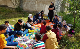 جشن ادبی «کودک، بهار و کانون»