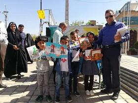 حضور فعال کانون فارس در راهپیمایی «حماسه حضور برای ظهور»