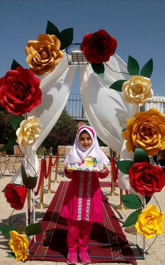 عضو هنرمند کانون پرورش فکری زنجان، برنده دیپلم افتخار از کشور اسپانیا شد