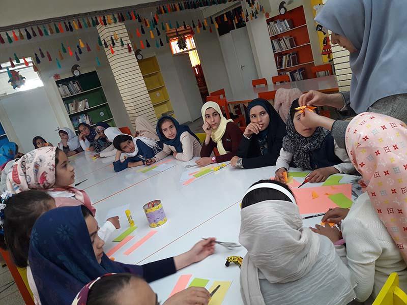 جشن منتظران کوچک امام زمان (عج) در مرکز کبودرآهنگ