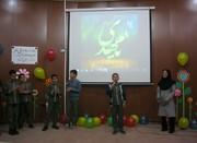جشن میلاد مهدی موعود (عج) در مرکز فرهنگیهنری کانون علی آبادکتول