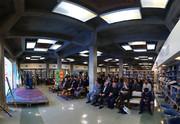 برپایی جشن چهل سالگی کتابخانه مرجع کانون