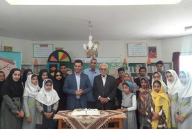 افتتاح پنجمین انجمن ادبی «آینههای ناگهان» کانون خوزستان در گتوند