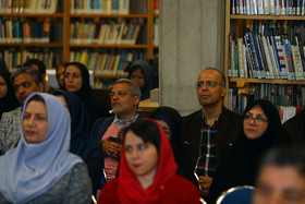 جشن چهل سالگی کتابخانه مرجع کانون