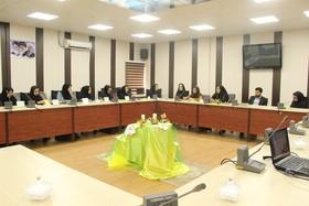 گردهمایی فصل بهار مربیان ادبی کانون پرورش فکری سیستان و بلوچستان در حال برگزاری است