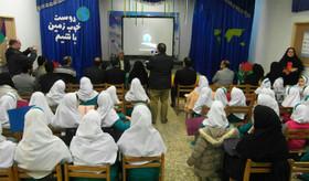 مربیان و اعضای کانون سیاهکل  به «زمین پاک» سلام گفتند