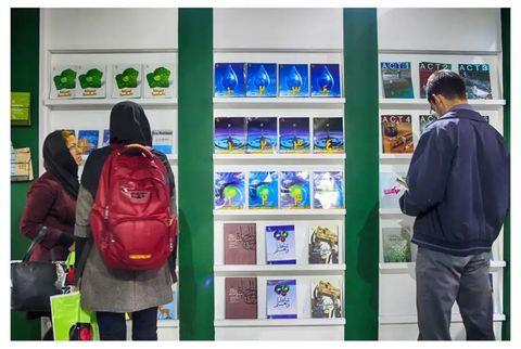 عرضه بیش از ۱۵۰ عنوان تولیدات کانون زبان ایران در نمایشگاه کتاب تهران