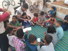 حضور پیک امید کانون فارس در خوزستان