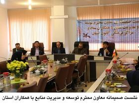 سفر معاون محترم توسعه و مدیریت منابع به بام ایران به روایت تصویر