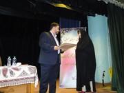 برگزاری مراسم تجلیل از همکار بازنشسته؛ سرکار خانم رضوانه تقوی