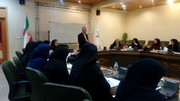 برگزاری کارگاههای اقدامپژوهی ویژه کارشناسان آموزش و پژوهش کانون