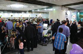 کانون در سیودومین نمایشگاه بینالمللی کتاب تهران (۶)