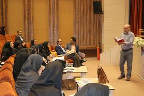 گزارش تصویری از برگزاری پودمان آموزشی سرود در کانون پرورش فکری سمنان