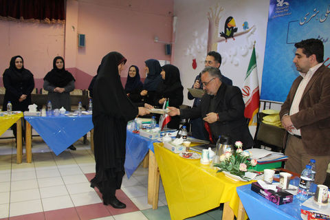 گردهمایی دو روزه مربیان مسئول مراکز کانون آذربایجان شرقی