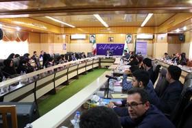 نشست فصلی مسوولان مراکز فرهنگی و هنری کانون مازندران