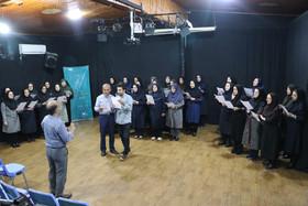 برگزاری کارگاه آموزشی «سرود» در کانون گیلان