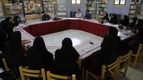 نشست مربیان مسوول با مدیرکل کانون پرورش فکری استان یزد