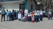 ویژه برنامه بهاری در پایگاه روستایی و عشایری ولیس