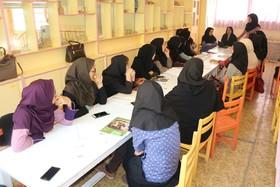 نشست فصلی مربیان هنری کانون فارس برگزار شد