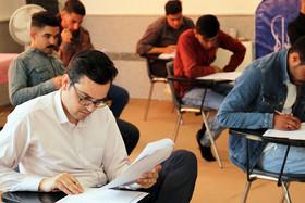 آزمون جذب نیروی شرکتی کاونون پرورش فکری خراسان شمالی برگزار شد
