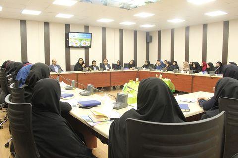 نشست سالانهی مربیمسئولان مراکز فرهنگیهنری سیستان و بلوچستان برگزار شد