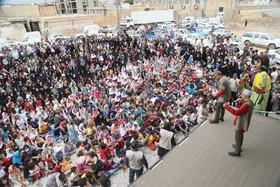 امداد فرهنگی «پیک امید» کانون در مناطق سیلزده استان لرستان