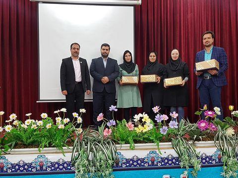 گردهمایی مسئولین مراکز و مدرسان کانون زبان استان به مناسبت گرامیداشت روز معلم با حضور مدیر کل کانون پرورش فکری اصفهان