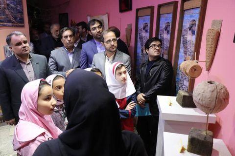 موزه کودک کانون ارومیه افتتاح شد