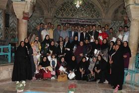 تقدیر از معلمان کانون زبان کرمان