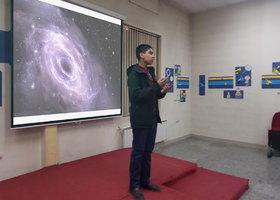 سومین جلسه از انجمن تخصصی نجوم کانون تهران برگزار شد