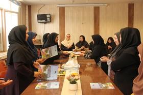 مدیرکل کانون پرورش فکری سیستان و بلوچستان از مقام والای معلمان تجلیل کرد