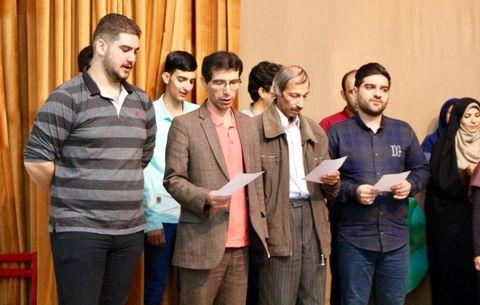 گزارش تصویری کارگاه آموزشی سرود در کانون قم با حضور سهیل مطیعا