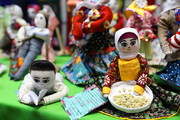 بهرهگیری از متون کهن و اشعار فارسی در تولید اسباببازی