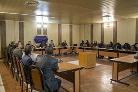 اولین جلسه از جلسات معنوی با موضوع اخلاق ویژه مربیان شهرستان همدان و همکاران ستادی