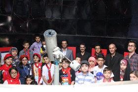 روز نجوم در رصدخانه زعفرانیه کانون استان تهران/ عکس از یونس بنامولایی