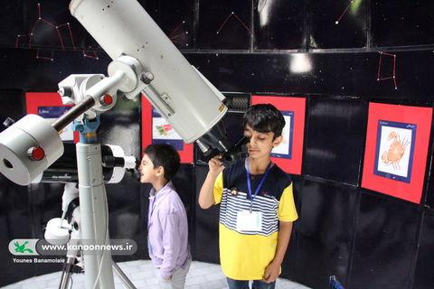 رصدخانه سیسالهی کانون تهران میزبان علاقهمندان به علم نجوم شد