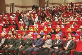 مشارکت کانون خراسان رضوی در برگزاری جشنواره غنچه های امید