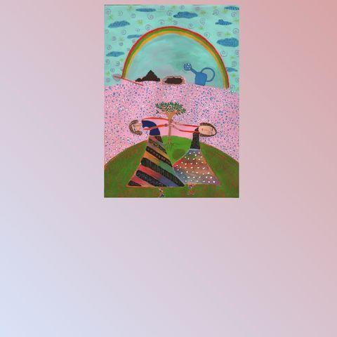 عضو کانون ماکو برنده مسابقه نقاشی ژاپن شد