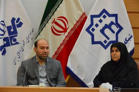 رایزنی مدیران کل کانون و صدا و سیمای استان کرمانشاه برای برگزاری دومین جشنواره ملی پویانمایی و نمایش عروسکی