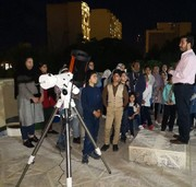 رصد شبانه در مرکز فرهنگی هنری شماره 4 اراک