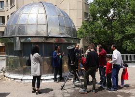ویژهبرنامههای روز و هفته جهانی نجوم در مراکز تخصصی کانون برگزار شد