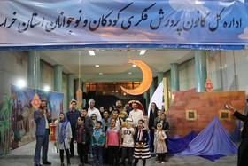 فعالیت کانون در نمایشگاه قرآن در قاب دوربین(۲)