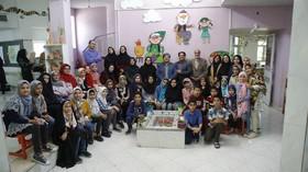 گزارش تصویری بزرگداشت فردوسی(۱) کانون پرورش فکری کودکان ونوجوانان یزد- اردیبهشت ۹۸