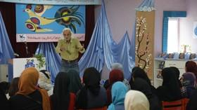 گزارش تصویری ویژه برنامه«نامداران»کانون پرورش فکری کودکان ونوجوانان یزد- اردیبهشت ۹۸