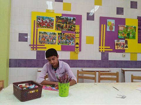 درخشش نوجوانان اصفهانی در مسابقه بین المللی نقاشی سازمان جهانی بهداشت
